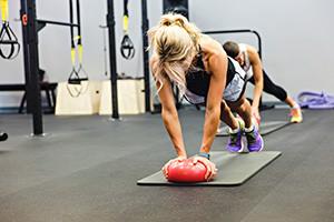 Ball Planks