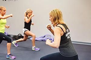 Suzie Kickboxing