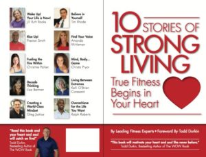 "promo image for ""10 Stories of String Living True Fitness Starts in Your Heart"""