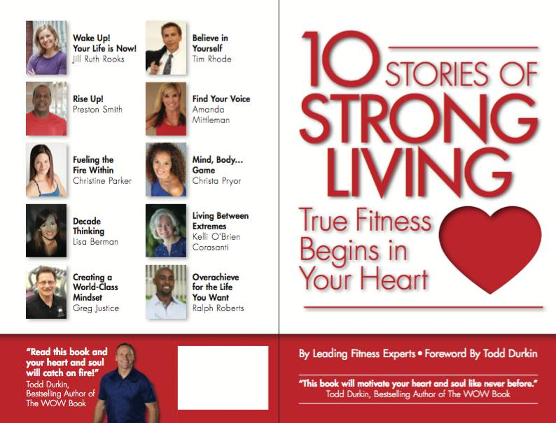 """promo image for """"10 Stories of String Living True Fitness Starts in Your Heart"""""""