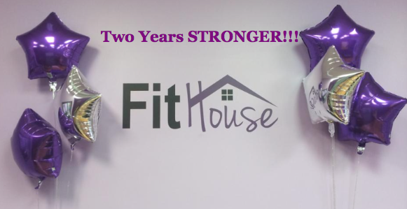 FitHouse 2 Year Anniversary