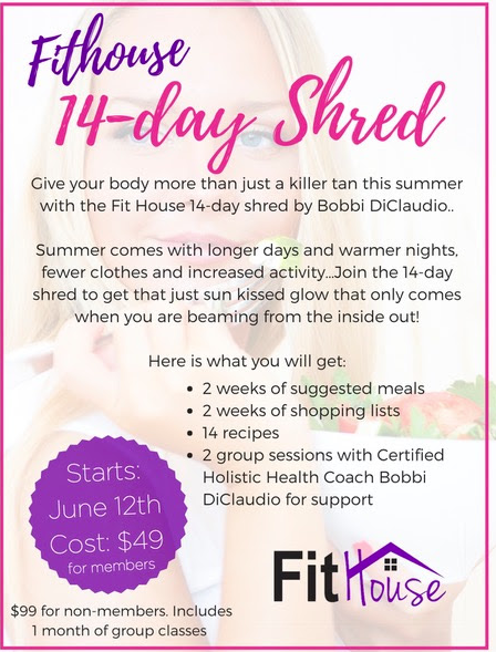 FitHouse 14 Day Shred