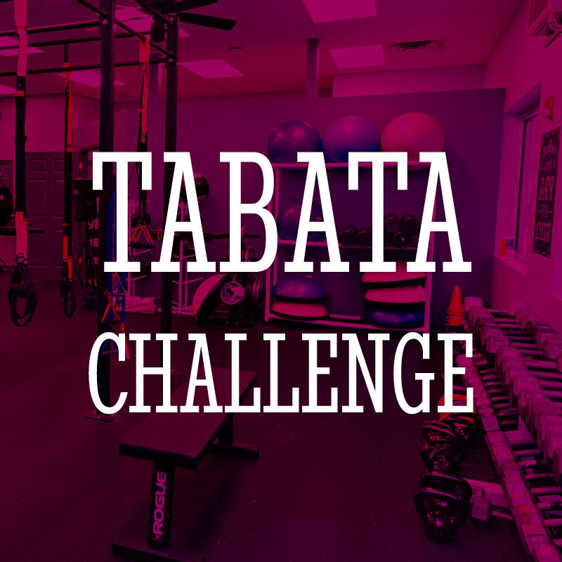 Tabata Challenge