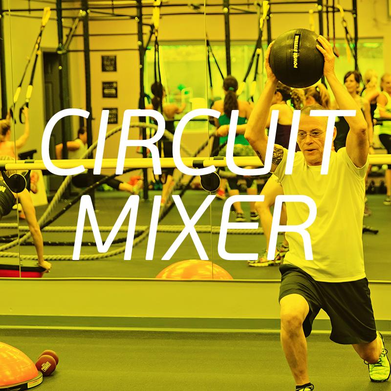 Circuit Mixer