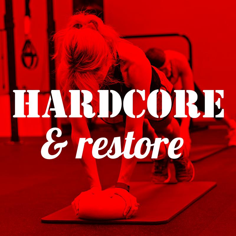 Hardcore & Restore